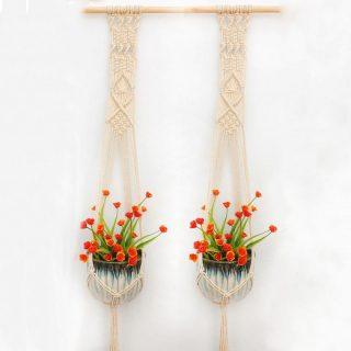 LanLan-2PCS-Macrame-Plant-Hanger-Indoor-Outdoor-Hand-Knit-Hanging-Planter-Wood-Stick-Basket-Wall-Art-1.jpg